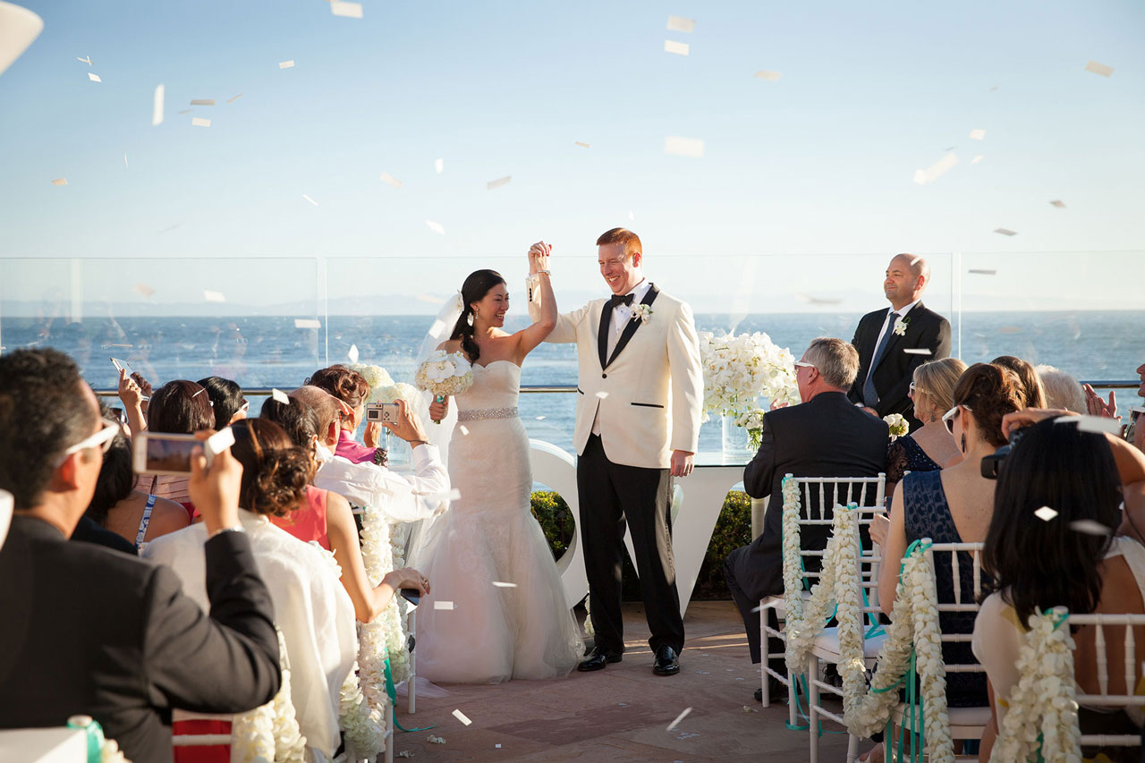 Montecito Destination Wedding at the Four Seasons Biltmore