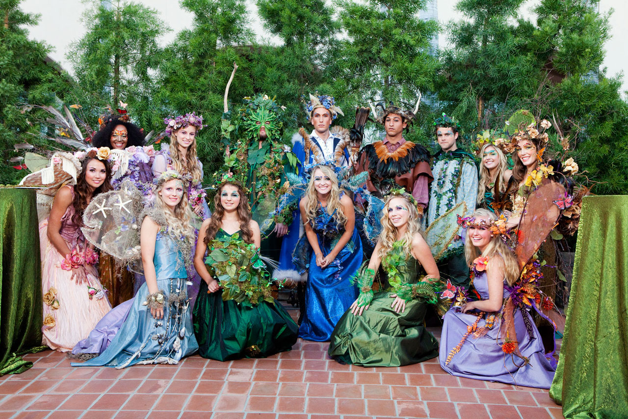 Enchanted Fairy Forest with Kenny Loggins